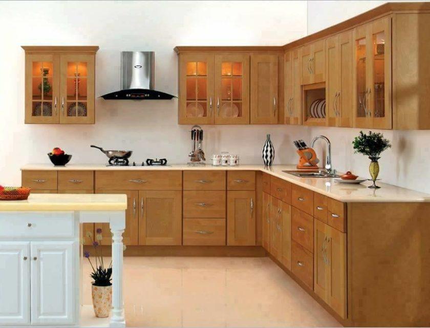 5 Brown Kitchen Ideas